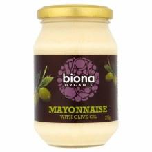 Org Olive Oil Mayonnaise