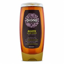 Org Agave Syrup Light
