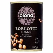Org Borlotti Beans