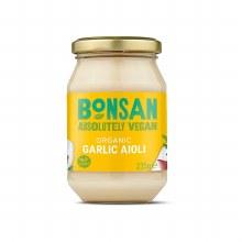 Org Garlic Aioli