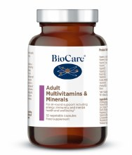 Adult Multivitamins and Minerals