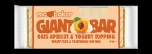 Giant Bars - Apricot
