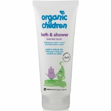 Child bath & Shower lavender