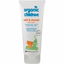 Child Bath & Shower Citrus