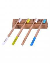 Bamboo Toothbush Family Pack
