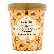 Organic Caramel Pecan Praline Ice Cream