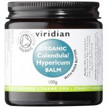 Org Calendula /Hypericum Balm