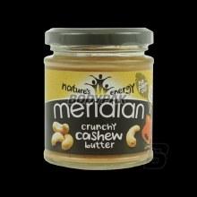 Crunchy Cashew Butter