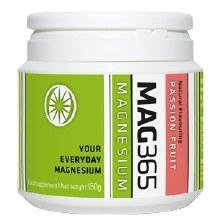 Magnesium Powder Passion Fruit