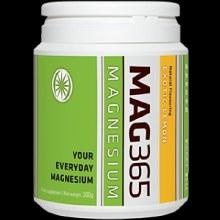 Magnesium Powder Exotic Lemon