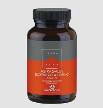 Astragalus Elderberry Garlic