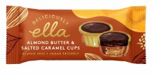 Almond & Salted Caramel Cups