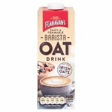 Flavahans Barista Oat Milk