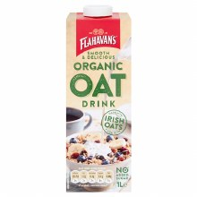 Flavahans Oat Milk