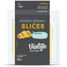 Cheddar Style Slices