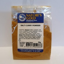 Balti Curry Powder