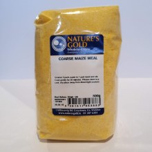Coarse Maize Meal