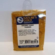 Org Currry Powder