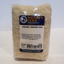 Org Arborio Rice