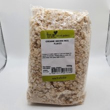 Org Brown Rice Flakes