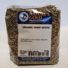 Org Hemp Seeds