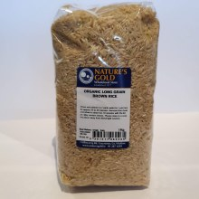 Org Long Grain Rice