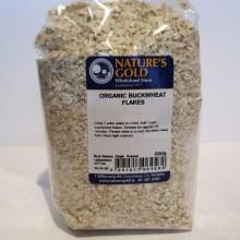 Org Buckwheat Flakes