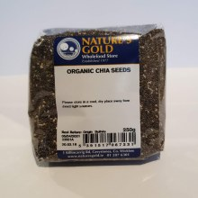 Org Chia Seeds