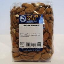 Org Almonds