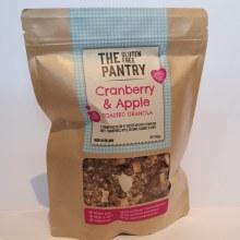 G/F Cranbe & Apple Granola