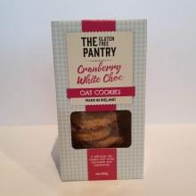 GF Cranberry Cookies