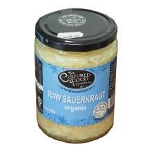 Raw Sauerkraut Org