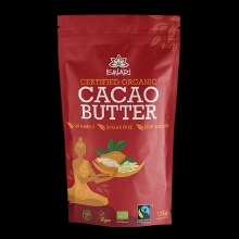 Org Cacao Butter Raw