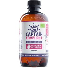 Captain Raspberry Kombucha