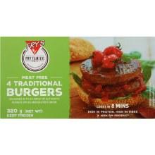 Fry's Veg Burger
