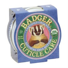 Badger Cuticle balm