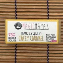 Crazy Caramel Raw Choc