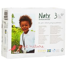Naty Nappies No 3