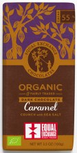 Org Dark Caramel Chocolate