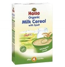 Org Milk Cereal Banannas