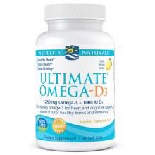 Ultimate Omega + D3
