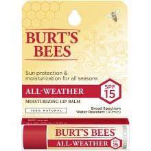 All-Weather SPF 15 moisturising Lip Balm