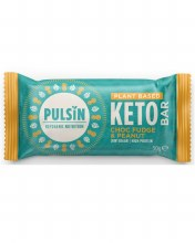 Choc Fudge Peanut Keto Bar