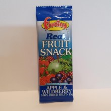 Apple & Wildberry Fruit Snack