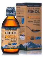 Alaskan Fish Oil Orange Burst