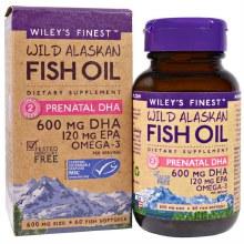 Alaskan Prenatal DHA
