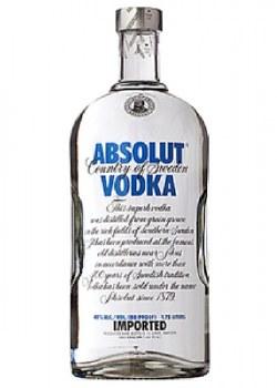 Absolut Vodka 1.75l