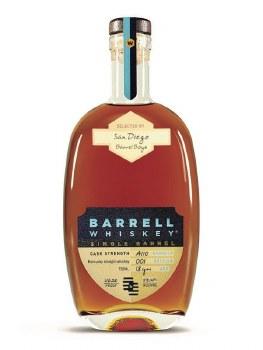 Barrell Single Barrel 18yr