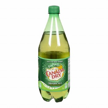 Canada Dry Gingerale 1l