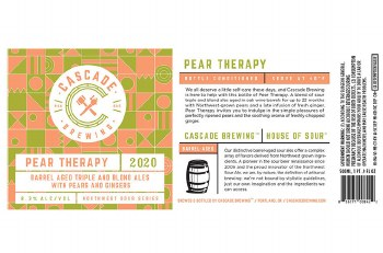 Cascade Pear Therapy